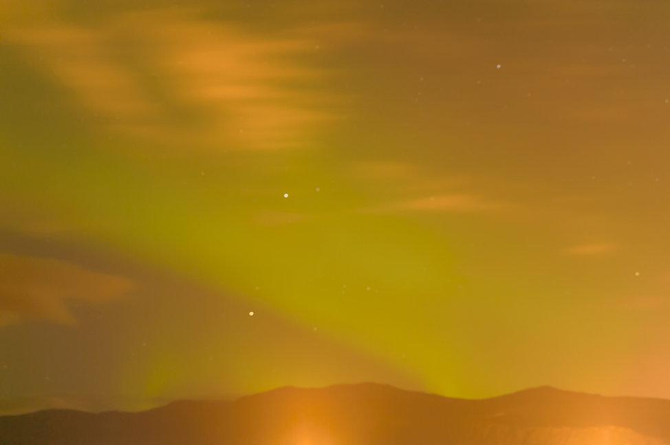IJsland, Noorderlicht.