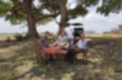 Zambia, Kafue NP, Mukambi Safari Lodge; Busang Plains Camp.