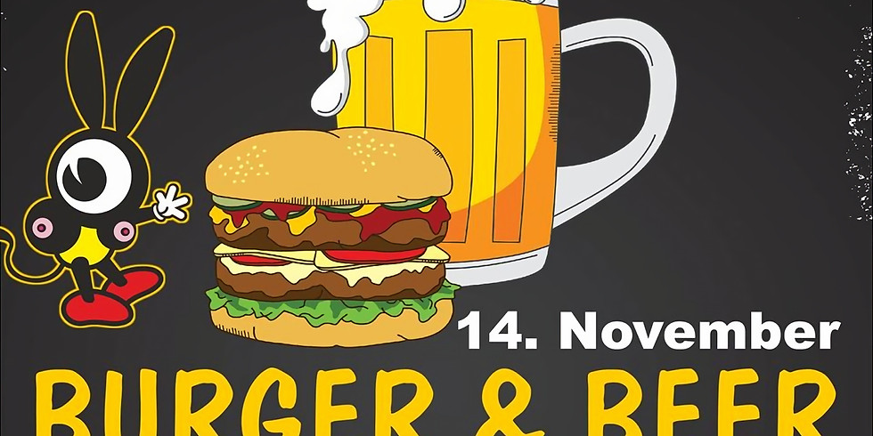 Burger and Beer (All You Can Eat and Drink)