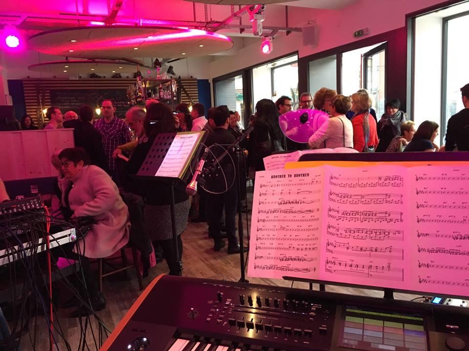 Live Concert / Beim Louis Diekirch