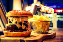 Alpen Burger / Beim Louis Diekirch