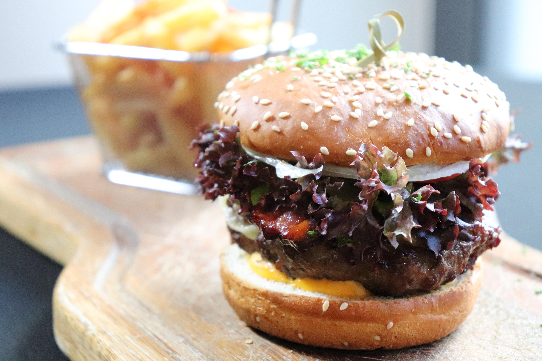 Burger Beim Louis Diekirch
