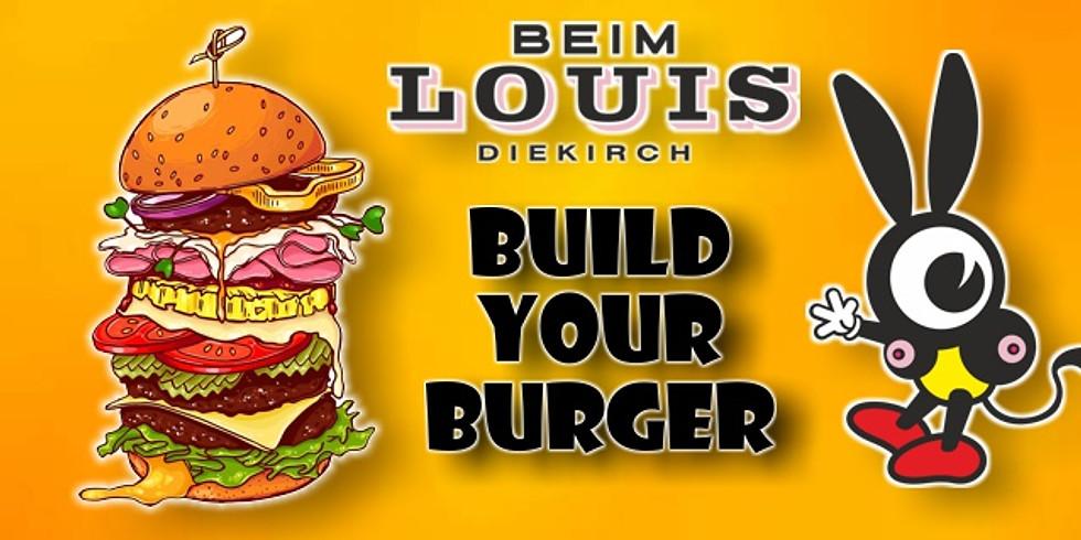 Build Your Burger