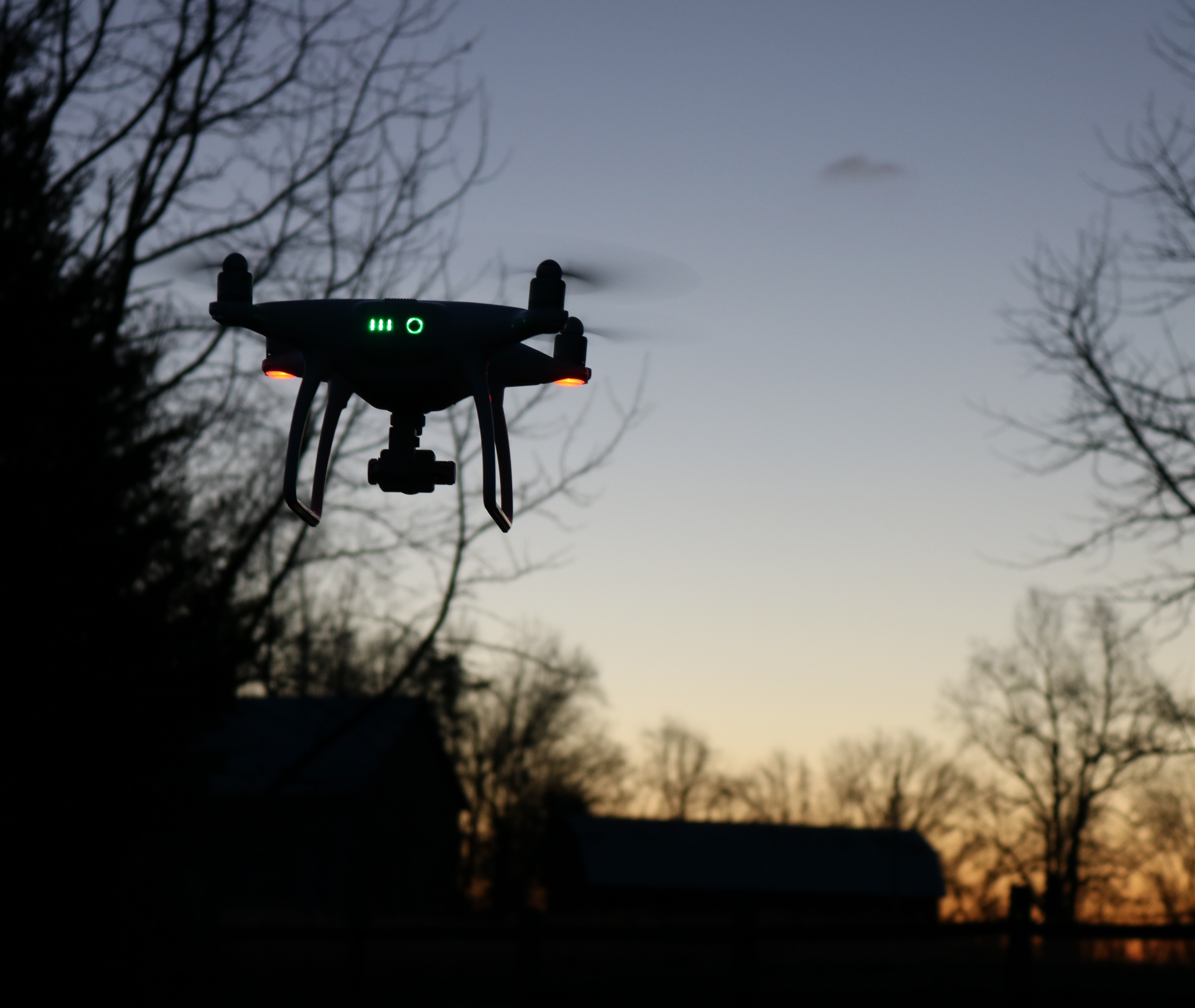 Sunrise Drone
