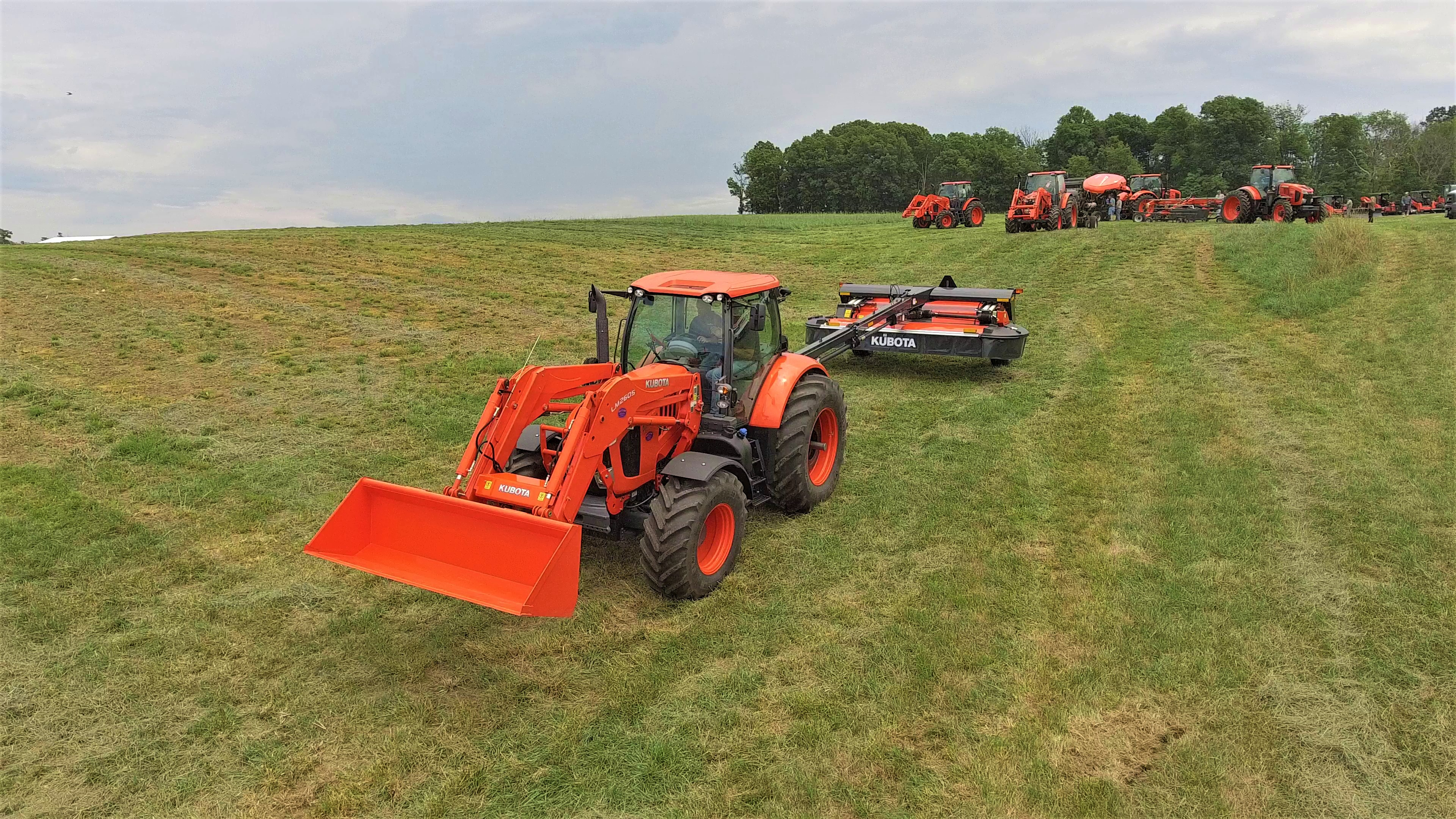 Kubota Field Day 2017