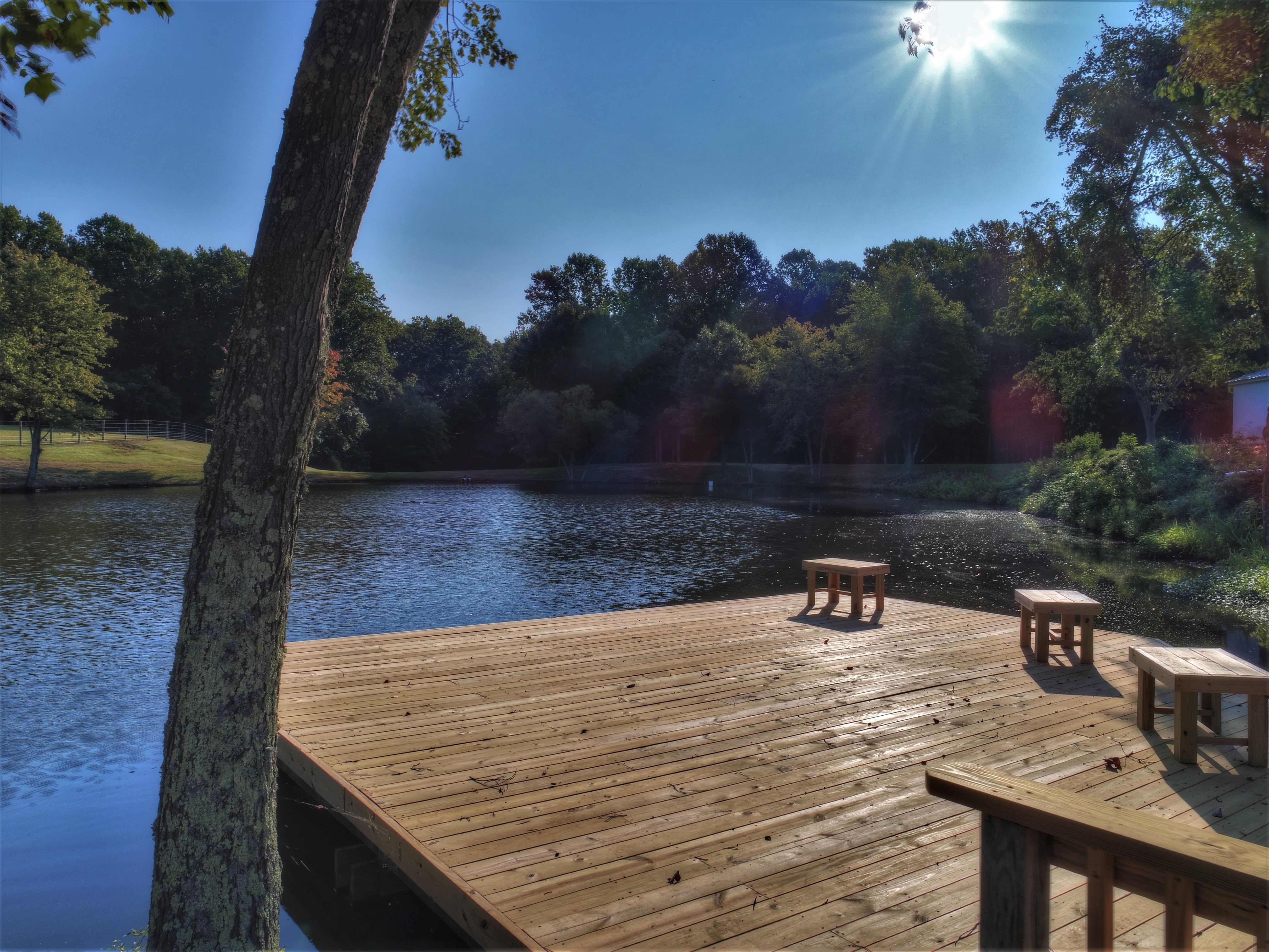 Drone Lake image