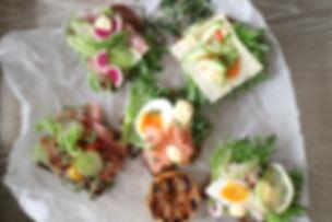 Bastant Catering Trondheim Smørbrød