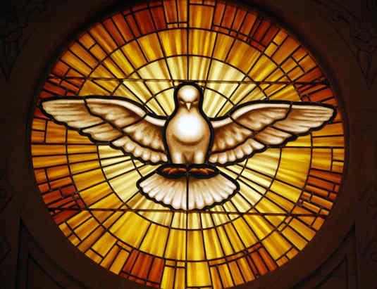 Vigilie slavnosti Seslání Ducha Svatého