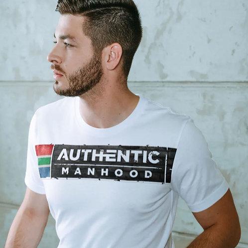 Authentic Man T