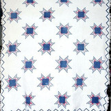 Feathered Star Pattern