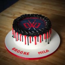 Spy Ninjas Birthday Cake | Kingfisher Bakery, Wiltshire, UK