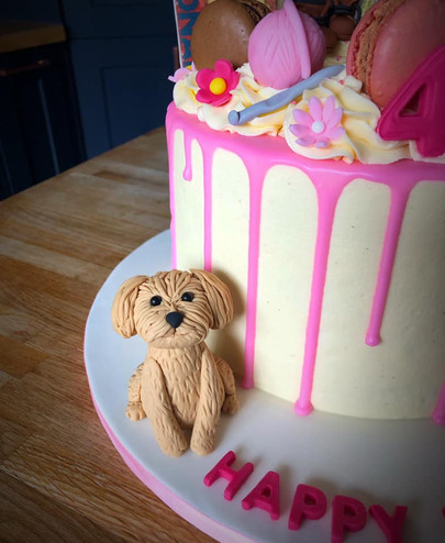 Cute Puppy | Kingfisher Bakery, Wiltshire, UK