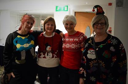 christmas social choir community