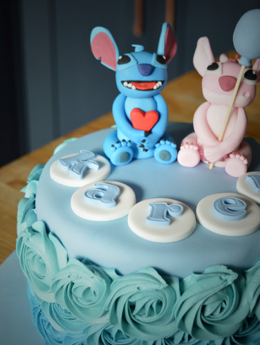 Stitch Cake | Kingfisher Bakery, Wiltshire, UK