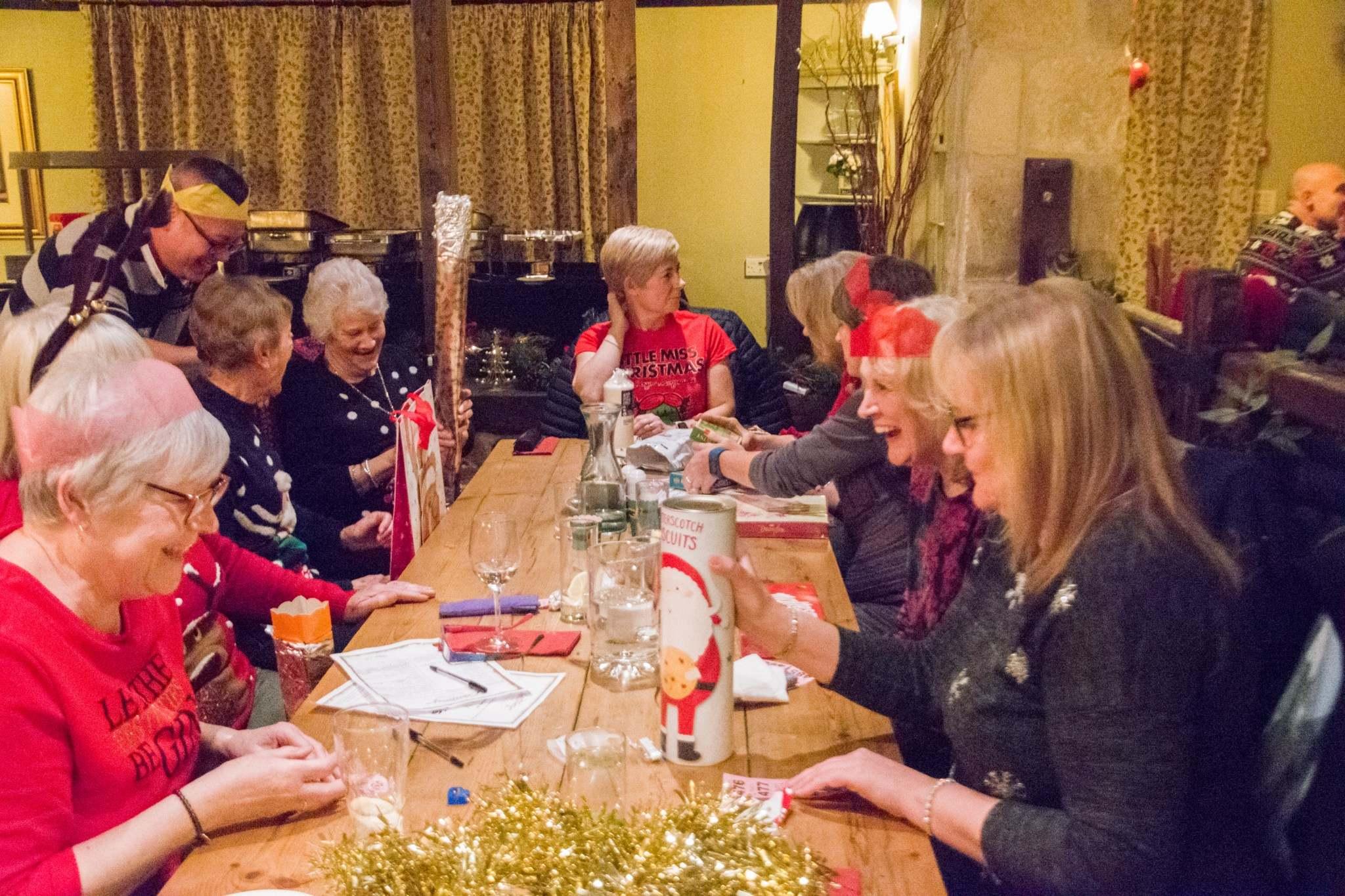 Christmas Social 2018