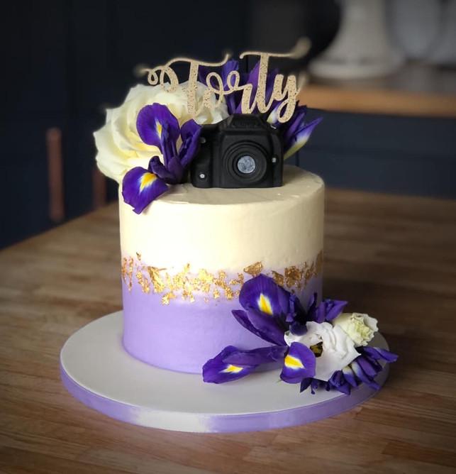 Lilacs & Photography | Kingfisher Bakery, Wiltshire, UK