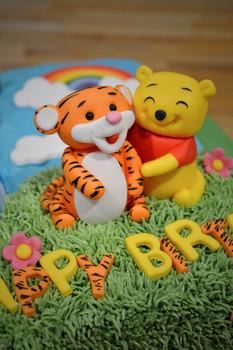 Baby Winnie-the-Pooh & Tigger | Kingfisher Bakery, Wiltshire, UK