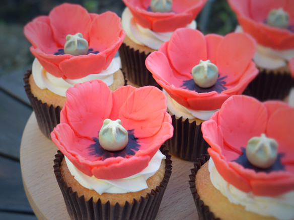 Cupcakes | Kingfisher Bakery | Trowbridge