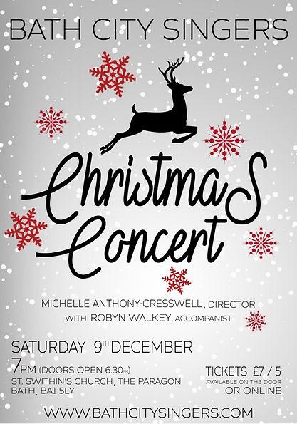 christmas concert choi community
