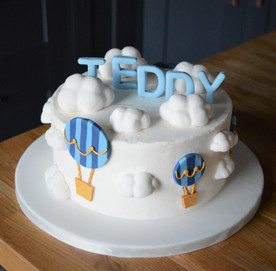 Balloon Cake | Kingfisher Bakery, Wiltshire, UK