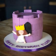 Little Princess Cake | Kingfisher Bakery, Wiltshire, UK