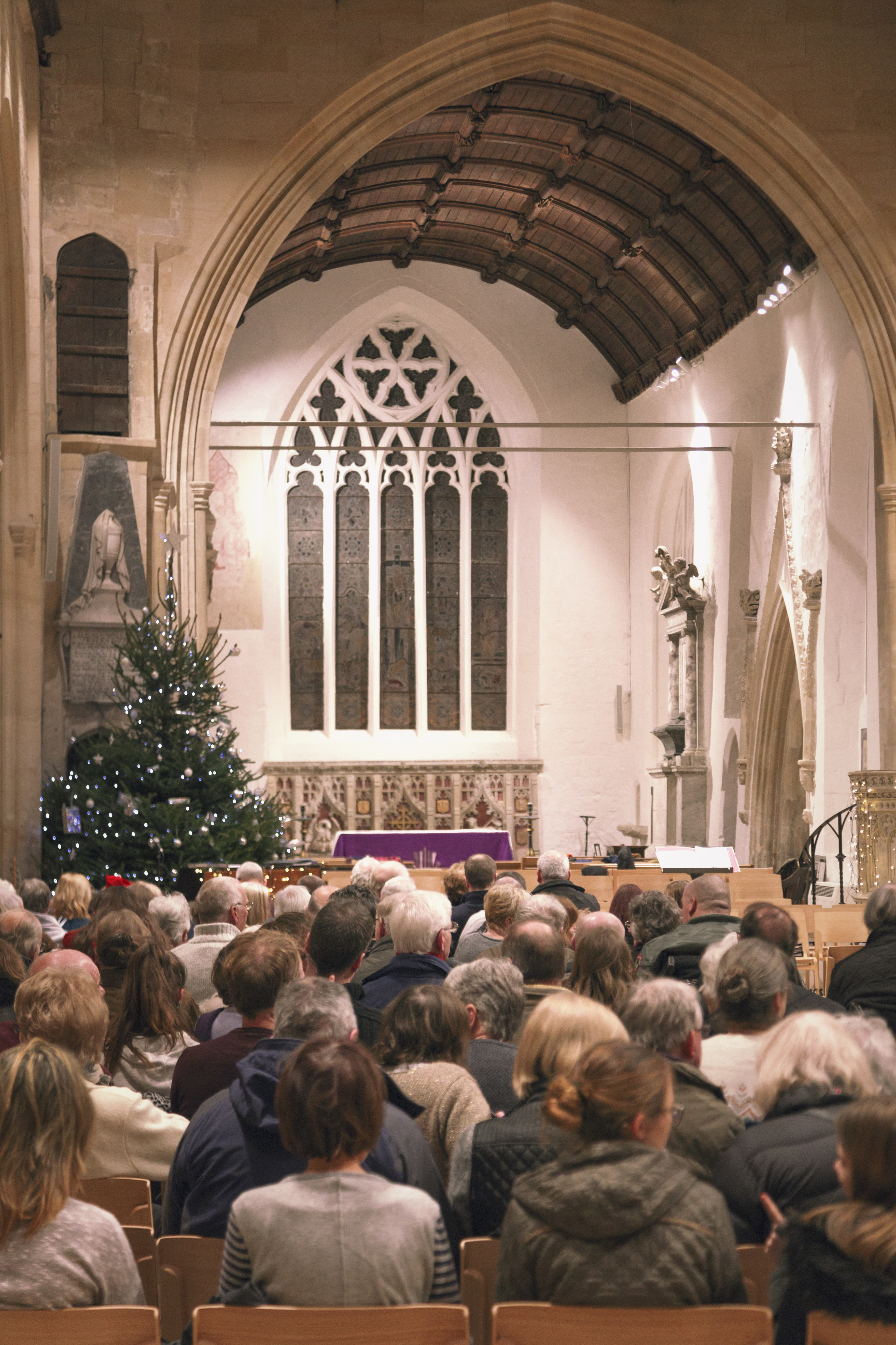 West Wiltshire Singers Christmas '17