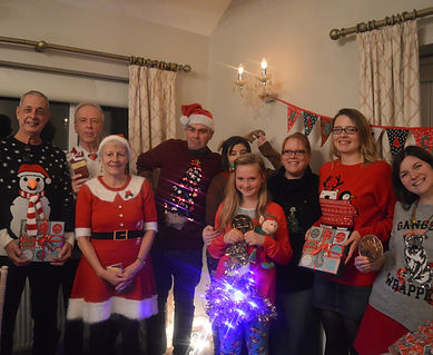 West Wiltshire Singers Christmas Social 2017