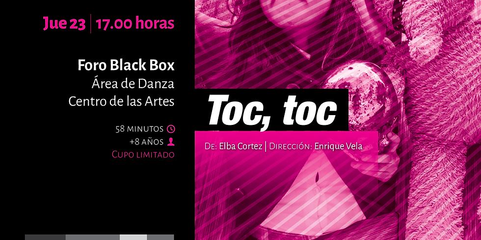 TOC, TOC | BLACK BOX CEART