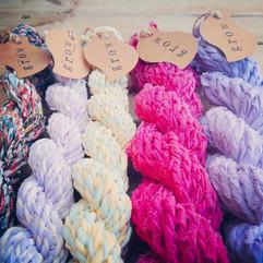 Upcycled Yarn