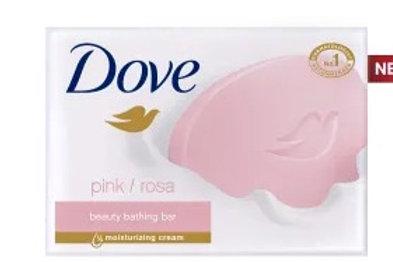 Dove Pink/Rosa Beauty Bathing Bar 75 g