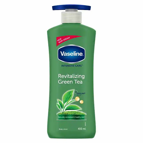 Vaseline® Intensive Care Revitalizing Green Tea Body Lotion 400ml