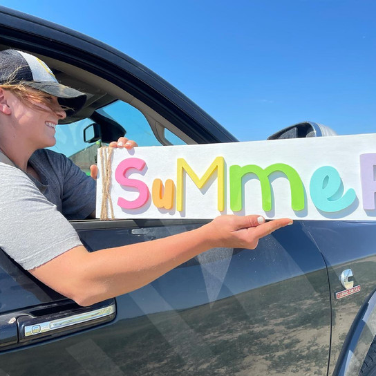 Prairie Pine Woodworks Sign Summer Night Registration Opens July 14th