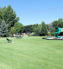 Little Green on the Prairie Park