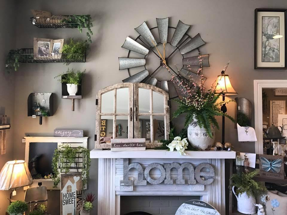 { Farmhouse & Industrial }