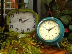 {Clocks}
