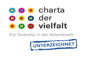 Charta der Vielfalt unterzeichnet!