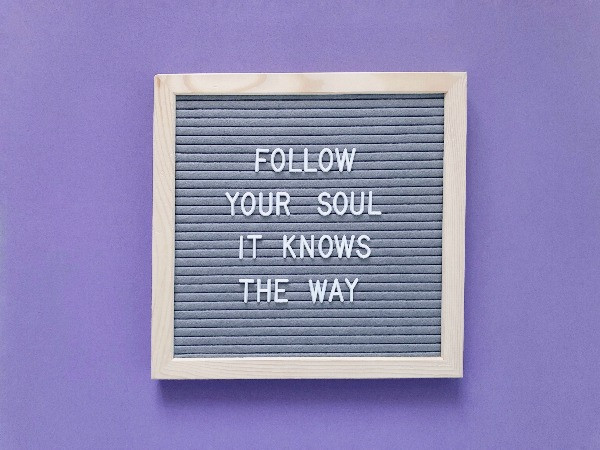 Go With Your Soul