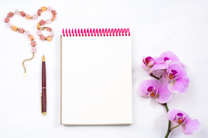 Day 11 - Keep a Notebook on Your Night Table & Other Tips for a Calmer Mind