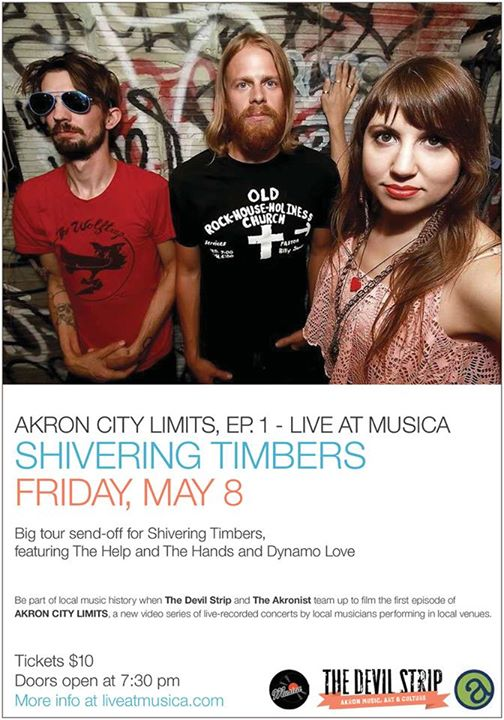 Akron City Limits