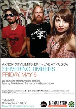 Akron City Limits