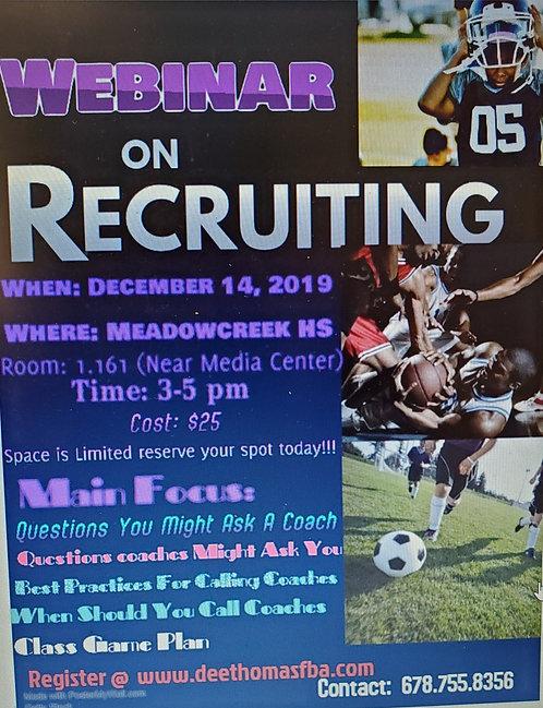 Recruiting Webinar