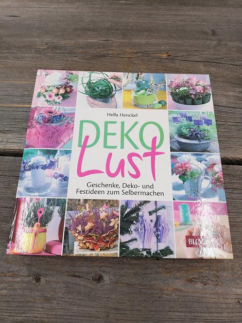 Buch Deko Lust