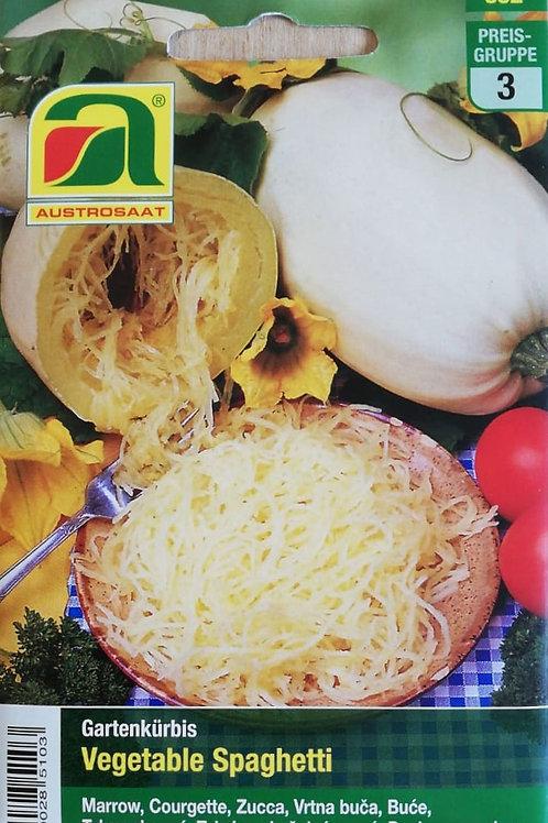 Gartenkürbis - Vegetable Spaghetti
