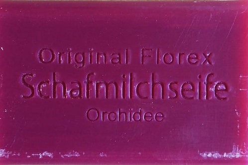 Schafmilchseife Orchidee