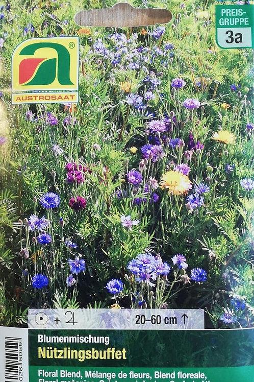 Nützlingsbuffet  - Blumensamenmischung