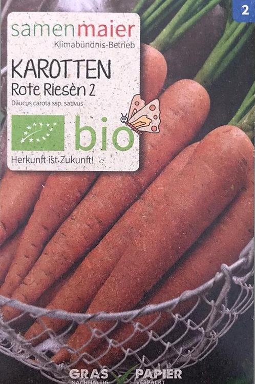 """Karotten """"Rote Riesen 2"""""""