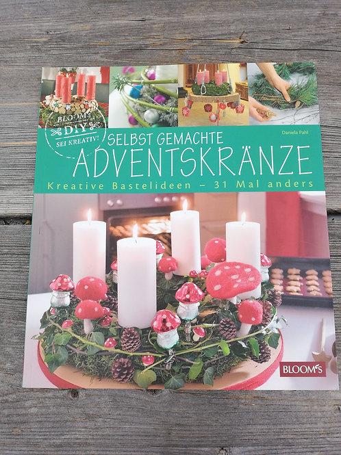 Buch Adventkränze selbst machen