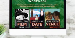 Tyne Valley Film Festival - arts sector website