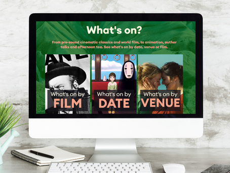 Tyne Valley Film Festival - arts sector website