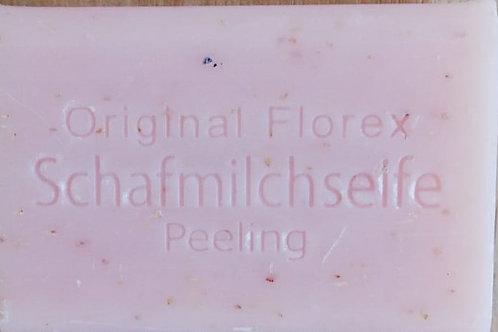 Florex Schafmilchseife Peeling